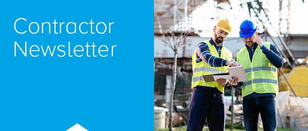Contractor Newsletter