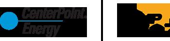 Center Point Energy Logo | TMNP Logo