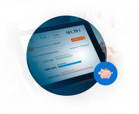 Herramientas de ahorro personalizado